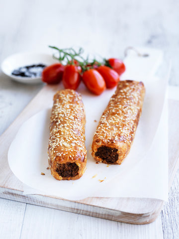 Posh Foods - Chorizo Roll x 6