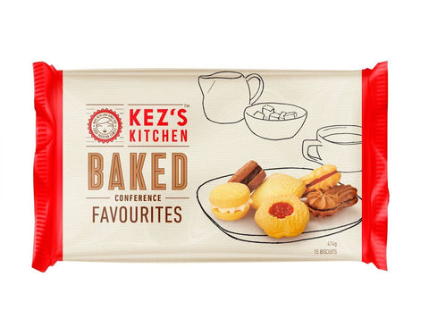 45 x Kez's Conference Range - The Favourites Cafe Range Kezs