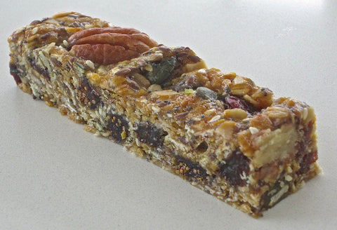 12 x Boston Bakehouse Nutritious & Delicious Fig Nut Grain Honey Cafe Slices The Boston Bakehouse