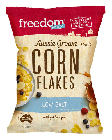 30 x Freedom Foods Cornflakes Portion Control (Gluten Free) Cereals Freedom Foods