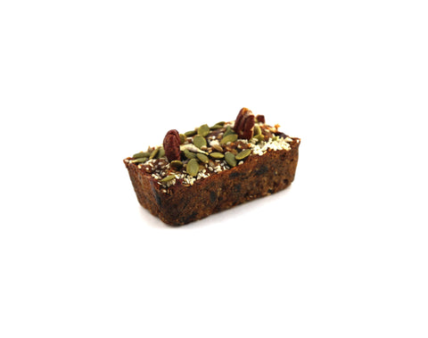 12 x Pantry & Larder Fig Nut Grain & Banana (Gluten Free) Cafe Slices Pantry & Larder