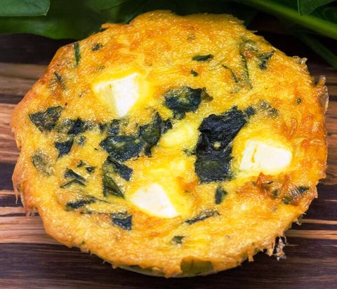 Posh Foods - Spinach Frittata