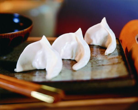 50 x Food For Fingers Gyoza - Barramundi & Ginger