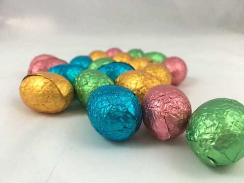 285 x Foil Wrapped Premium Assorted Mini Easter Eggs