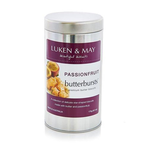 12 x Luken & May Passionfruit Tin