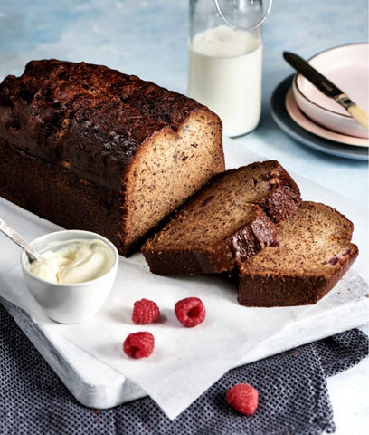 Madhouse Bakehouse - Gluten Free Pear & Raspberry Bread