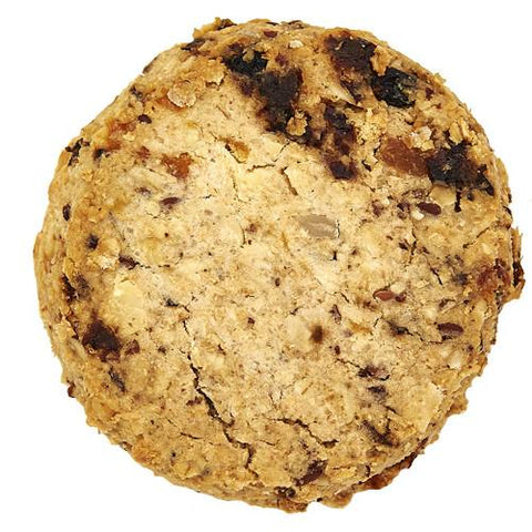 12 x Byron Bay Single Wrap Cafe Cookies -  Muesli