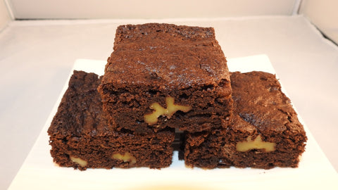 Desserts Bay - Paleo Brownie Slice 1x15