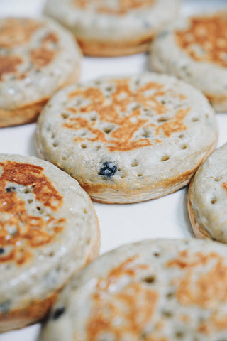 Blueberry Crumpets 30 x 60 g