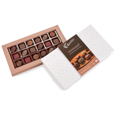 Chocolatier Pure Indulgence Dark Assortment 6 x 190g