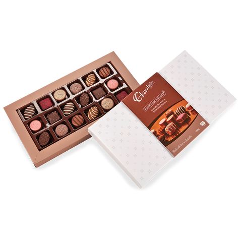 Chocolatier Pure Indulgence Mixed Assortment Milk Dark Chocolates 6 x 190g