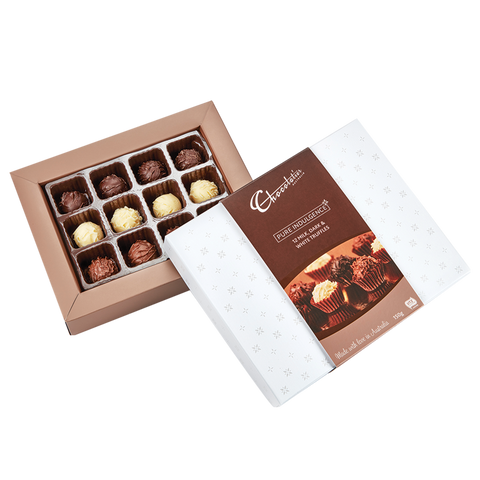 Chocolatier Pure Indulgence Truffle Selection 6 x 150g