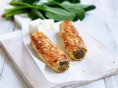 Posh Foods - Spinach & Feta Roll x 6