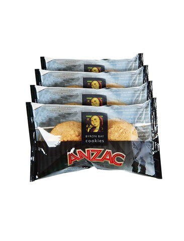 Byron Bay Cookie Company - Twin Pack Anzac Cookies x 100