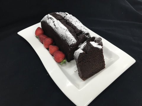 1 x Choco Bean Vegan Chocolate Loaf 950 g