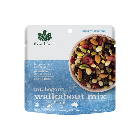 Brookfarm - Mt Bogong Walkabout Mix 35g x 36