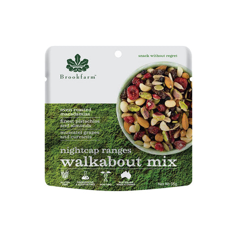 Brookfarm - Night Cap Walkabout Mix 35g x 36