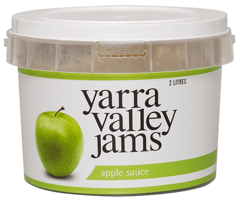 Yarra Valley Jams - Apple Sauce 2 Ltr Sauces/Relishes Yarra Valley Jams