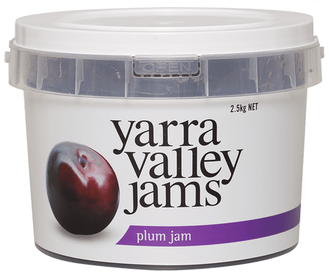 Yarra Valley Jams - Plum Jam 2.5kg Jams/Marmalades Yarra Valley Jams