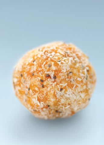 Delish Fine Food - Apricot Delight Ball x 15