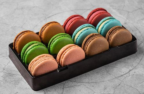Loomas - Assorted Macarons x 12