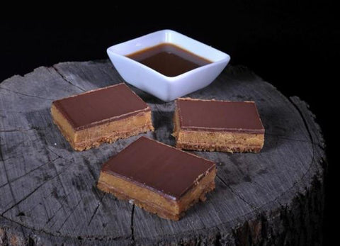 12 x Boston Bakehouse Caramel Nougat