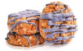 12 x Pantry & Larder Berry Bang With Blueberry Yoghurt Glaze Cookies Pantry & Larder