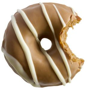 10 x NOSHU Donuts -Caramel Spice (Gluten & Grain Free, No Added Sugar)
