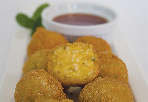 Chef's Edge Pumpkin & Sage Risotto Balls