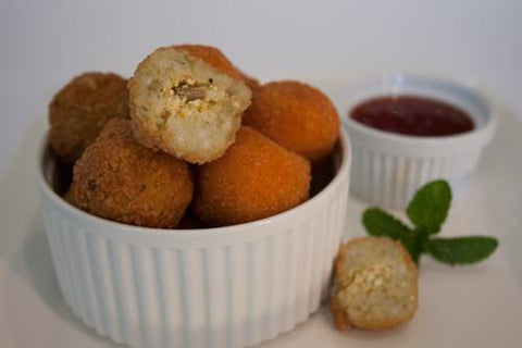 Chef's Edge Small Arancini - Sundried Tomato & Basil Pesto