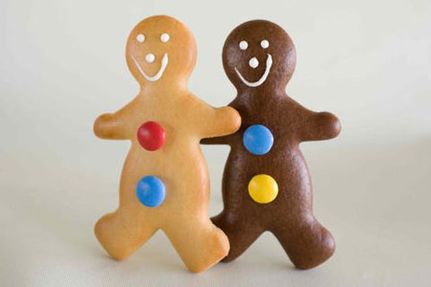 Christen's Gingerbread Biscuits Mixed Men