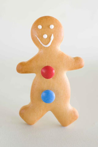 Christen's Gingerbread Plain Man
