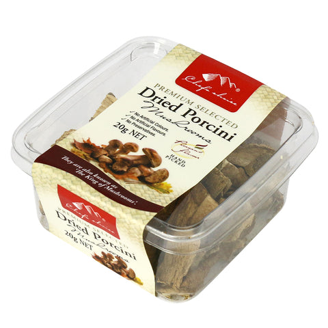 HBC Trading - Dried Porcini Mushrooms 20g x 12