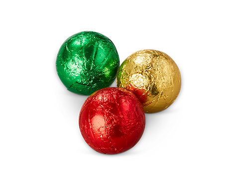 Chocolatier 6kg  Assorted Baubles Milk (Approx 1000 Baubles)