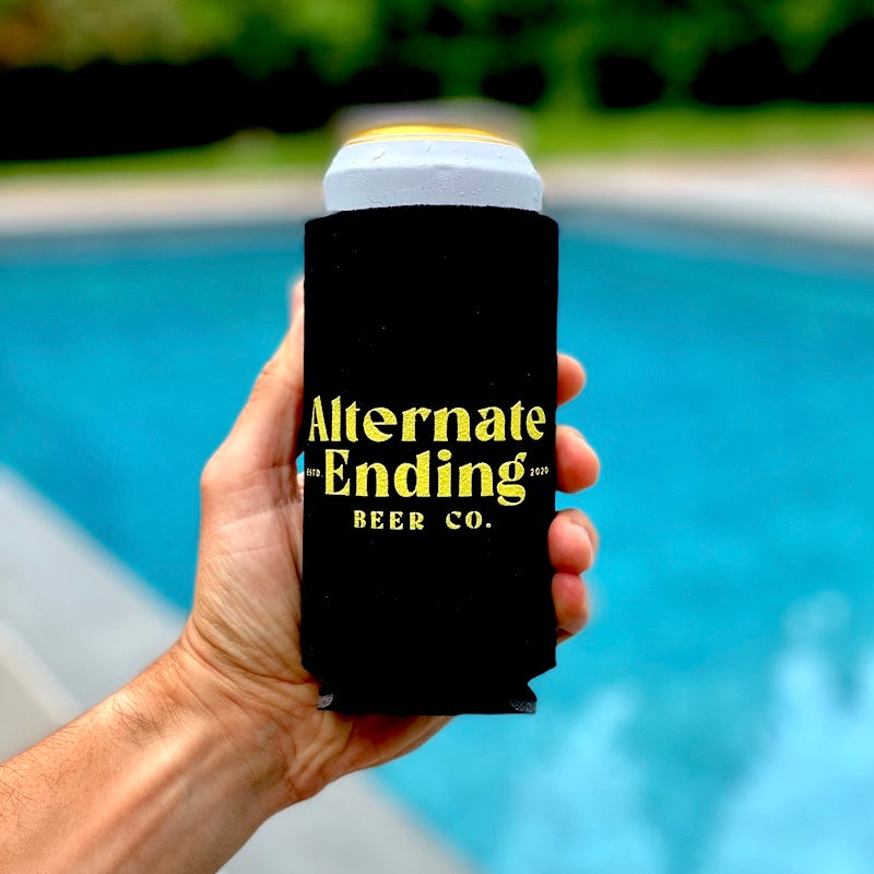 Alt. End. Koozie
