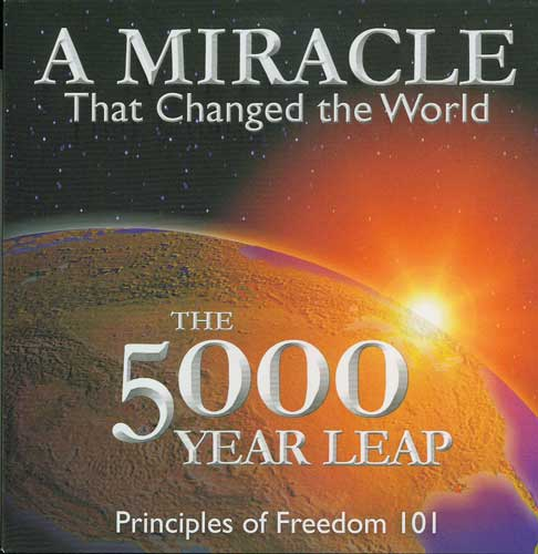 5000 Year Leap, Audiobook MP3 Download