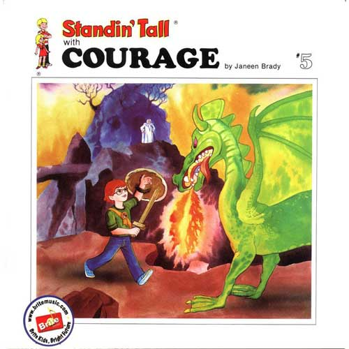 Standin' Tall #5: Courage