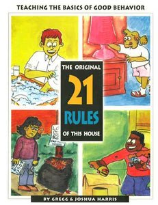 Ebook: 21 Rules of This House