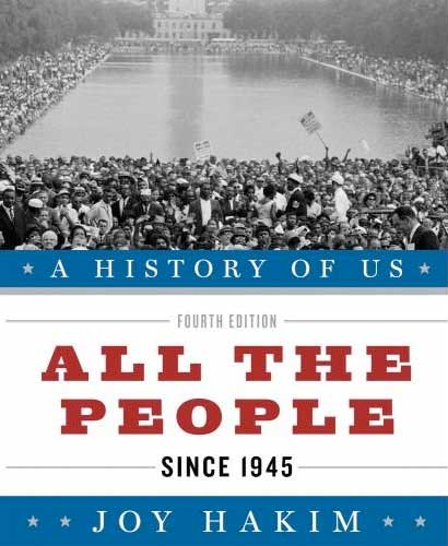 A History of Us Book 10: All the People (4th edition)