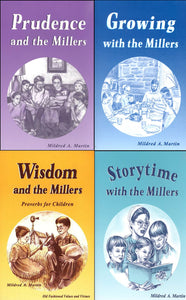 Miller Book Collection (4 Books)