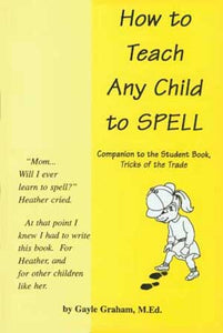 Ebook: How to Teach Any Child to Spell