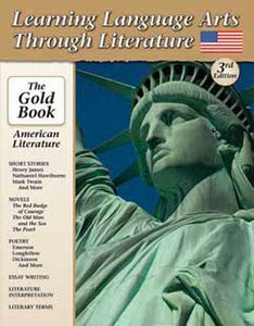 Ebook: Learning Language Arts Gold Book/Activity Book, 10th - 12th Grade