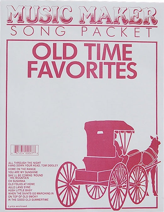 Lap Harp Music: Old Time Favorites