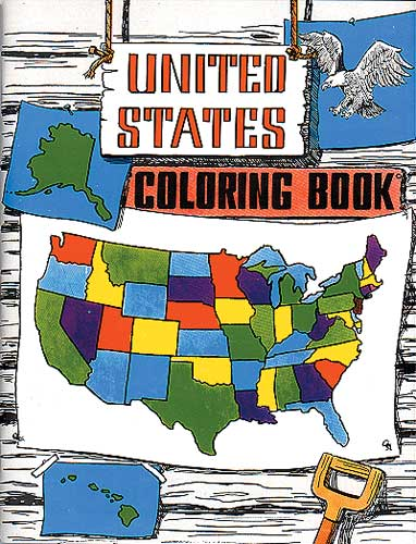 USA Coloring Book