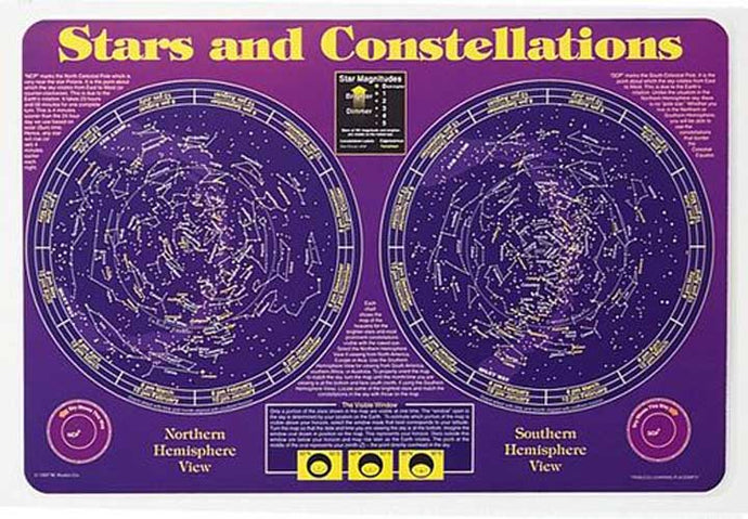 Stars and Constellations Placemat