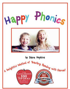 Happy Phonics with FREE Robinson Crusoe Reader