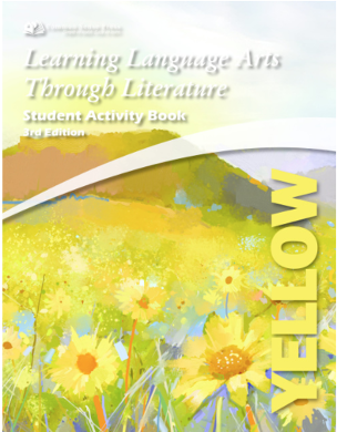 Ebook:  Yellow Student Activity Book, Learning Language through Literature, 3rd Grade