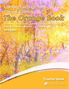 Ebook: The Orange Book, Teacher Book, 4th Grade, LLATL