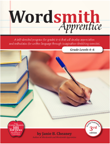 Wordsmith Apprentice, 4th to 6th Grade Writing Skills