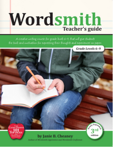 Wordsmith, Teacher's Guide (3rd Edition)